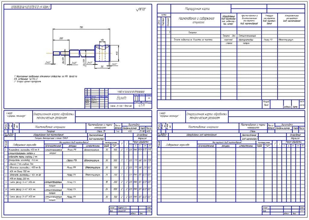 Разработка конструкторской и технической документации для акта экспертизы или СТ-1